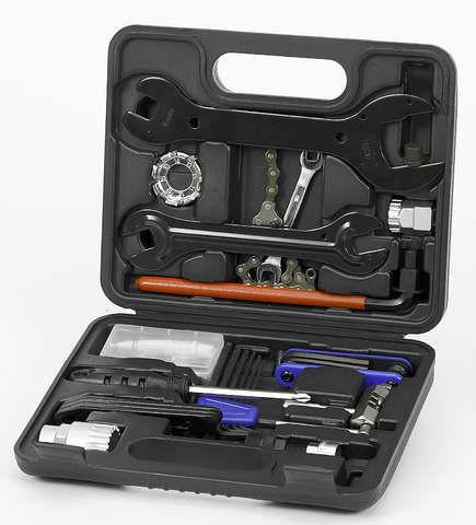 Fuxon gereedschapskoffer expert 24-delig