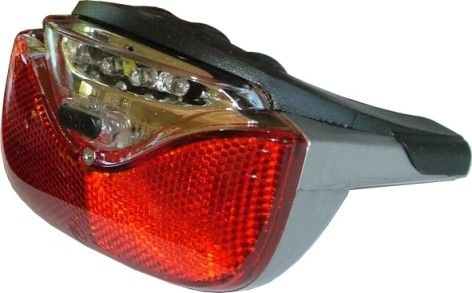Gazelle achterlicht power vision 2 led