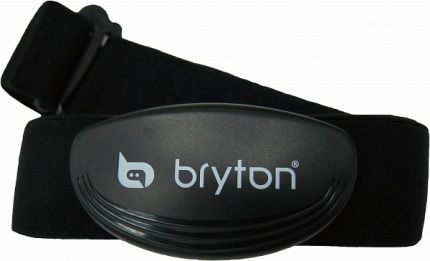 Bryton heart rate belt sensor