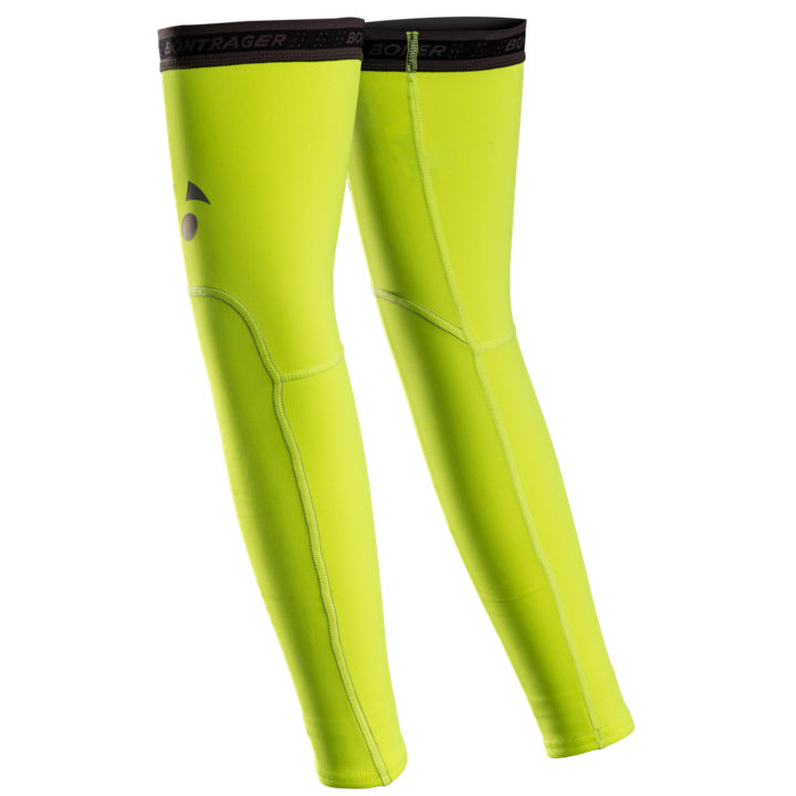 Armstukken - arm warmers Bontrager thermisch Visibility Yellow