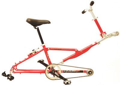 Cyclemorph Tandem Adapter