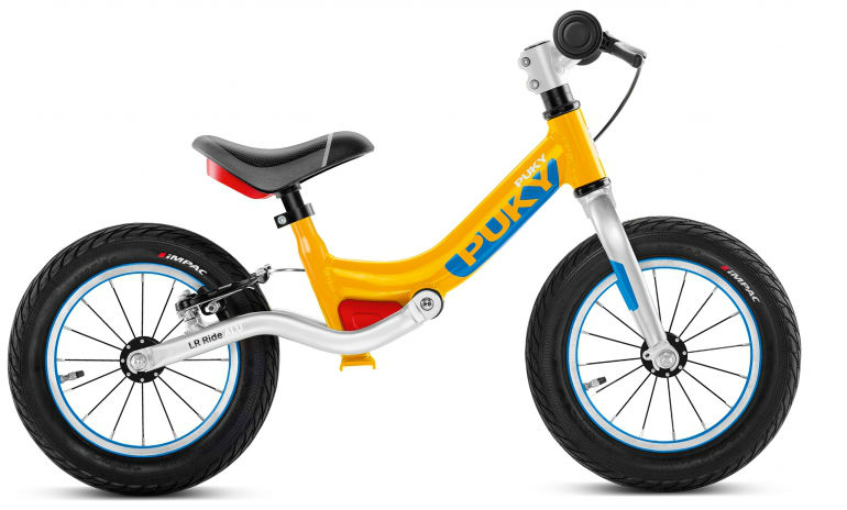 Puky loopfiets LR Ride oranje / zwart 4081