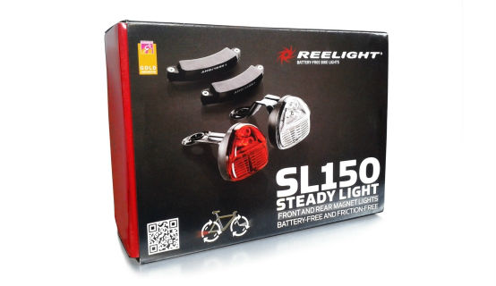Lampset reelight sl150 steady light