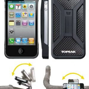 Topeak Iphone houder Ride case