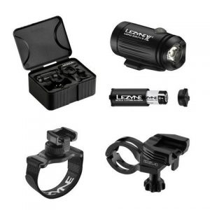 Lezyne Mini drive XL case 250lm