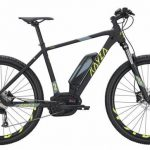 KAYZA HYDRIC 2 mtb black matt orange