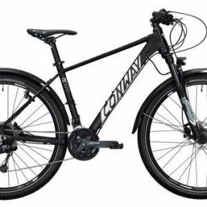 conway-mc-527-mtb-heren-50cm-27v-mat-zwart-wit