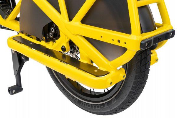 Tern GSD S10 geel achter