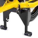 Tern GSD S10 geel kickstand